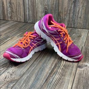 Asics Gel-Windom T3L6N Purple Pink Running Shoes 8